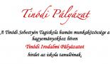 tinodi-palyazatok